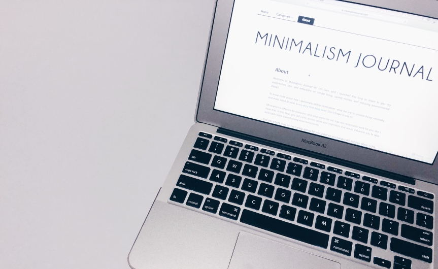Three Ways Minimalism Improved My Life